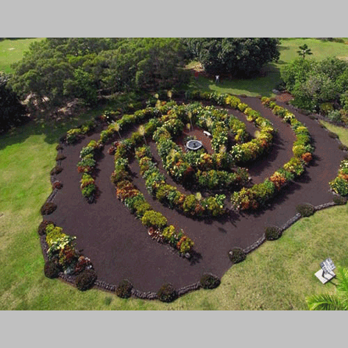 Galaxy Garden aerial view - Kite Aerial Photography by Pierre and Heidy Lesage