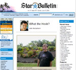 Honolulu Star-Bulletin website